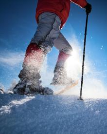 neige sport