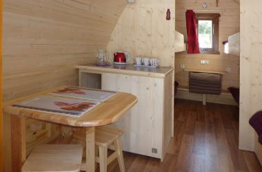 salon eco pod family