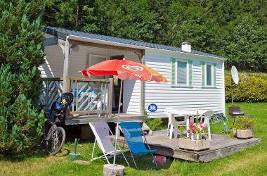 mobil home terrasse 2003
