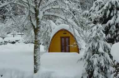 eco pod hiver